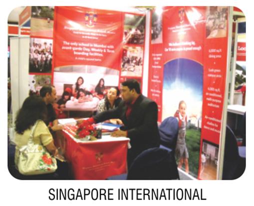 Singapur International