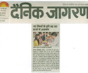 Dainik Jagaran 9 April 2015