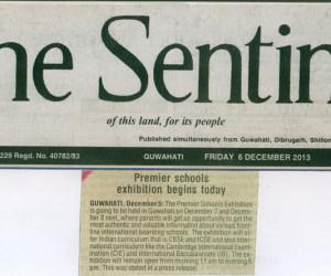 The Sentinel 6 Dec 2013