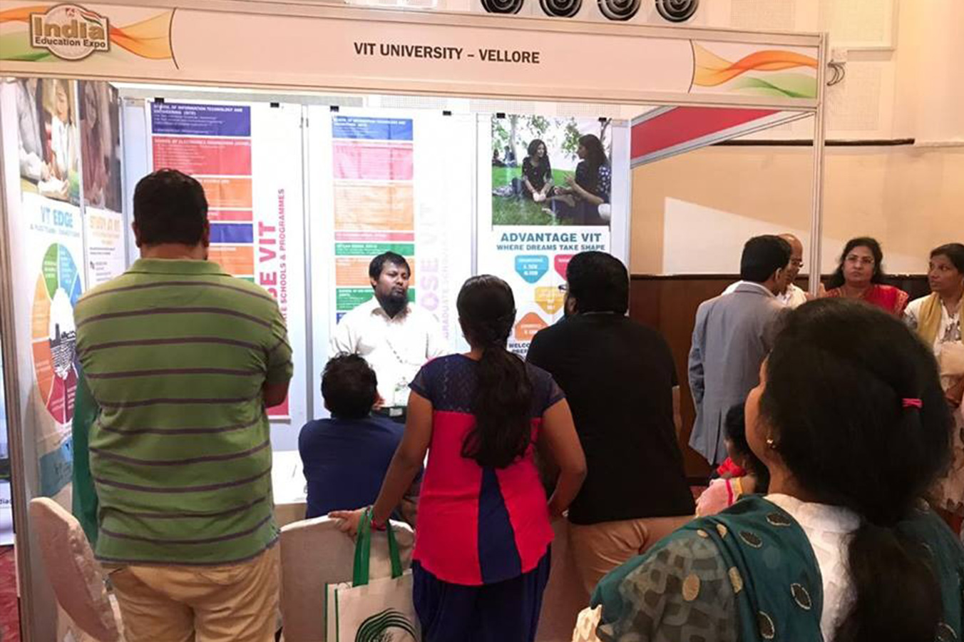 India Education Expo - Muscat