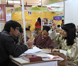 schools exhibitions in bhutan